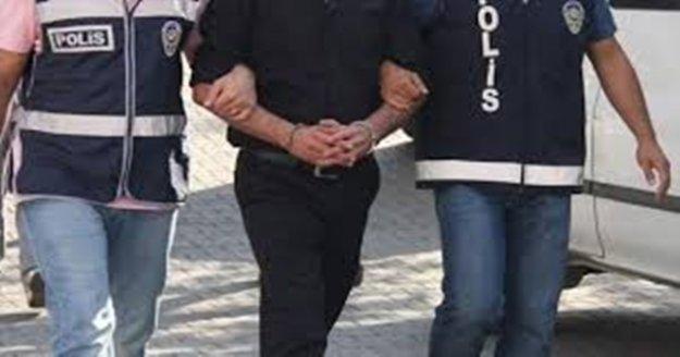 Alanya'da FETÖ/PDY operasyonu, bir kişi hücre evinde yakalandı