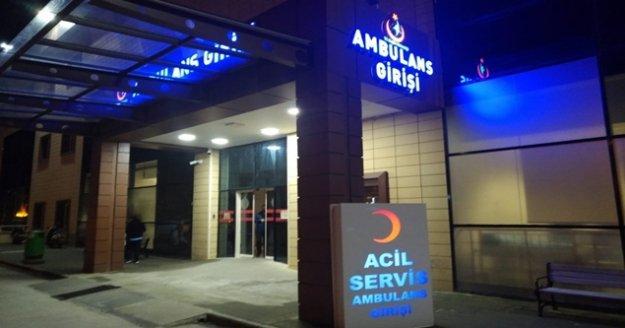 Alanya'da incir ağacından düşen kadın yaralandı