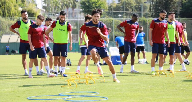 Alanyaspor, Sivas maçına hazır