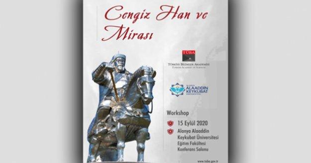 ALKÜ'de 'Cengiz Han ve Mirası' konuşulacak