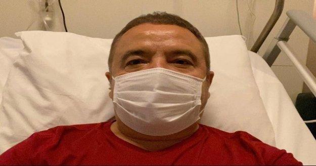 Başkan Böcek'in sağlık durumunda düzelme izlendi