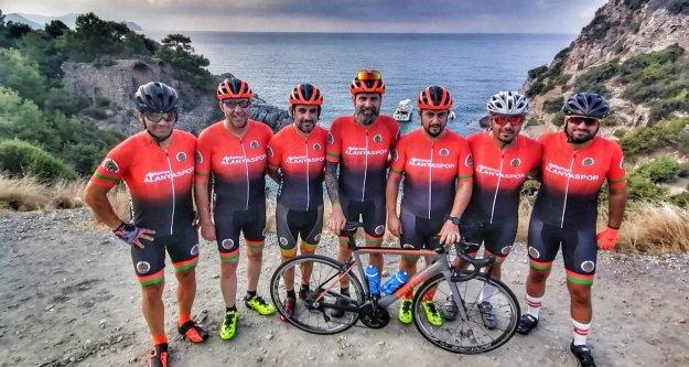 Bisikletçiler Patara'da yarışacak