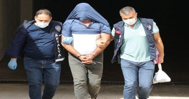 CHP eski ilçe başkanının katil zanlısı adliyeye sevk edildi