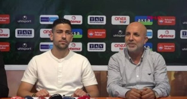 Fenerbahçe'ye gidecek mi? Çavuşoğlu'ndan Bakasetas açıklaması