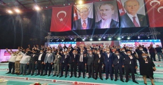 İşte Başkan Türkdoğan'ın yeni yönetimi