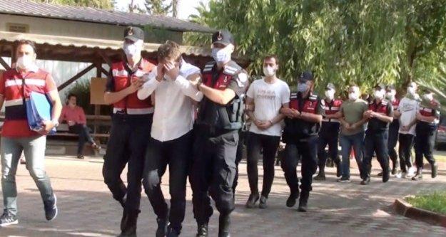 Lüks otellerin kopya internet sitesiyle 22 milyon TL'lik tatil dolandırıcılığına 12 tutuklama