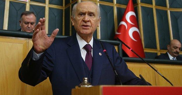 MHP Lideri Bahçeli'den Kılıçdaroğlu'na sert tepki!