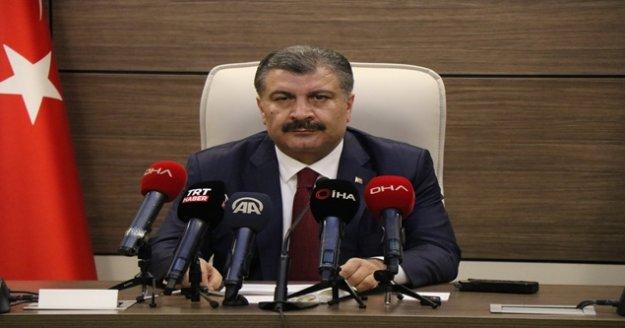 """Sağlık Bakanı Koca: 'Karşımızda artık 2 virüs var"""""""