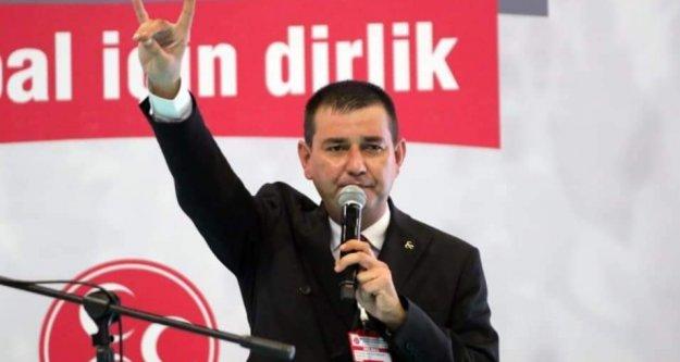 Türkdoğan'dan kongre teşekkürü