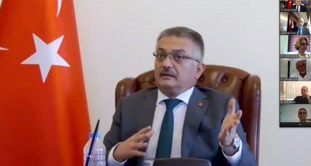 Vali Antalya'nın Covid-19 durumunu açıkladı