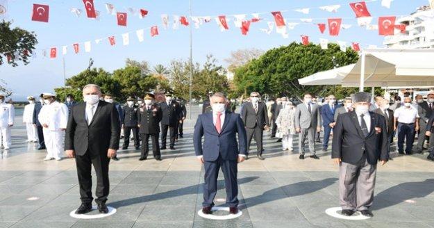Vali Yazıcı: ' Türk milleti var oldukça kahramanlık destanları yazılmaya devam edecek'