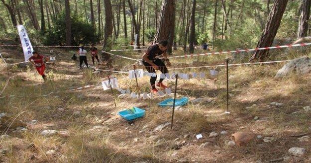 6.Uluslararası Alanya Oryantring Festivali başladı