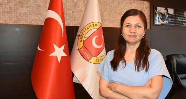 AGC Başkanı Gaye Coşkun'dan Cumhuriyet Bayramı açıklaması