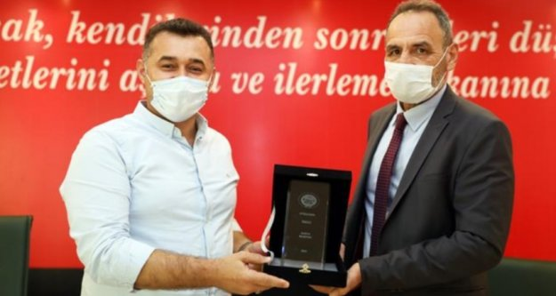 Alanya Belediyesi'nin 3 uygulama projesine ödül