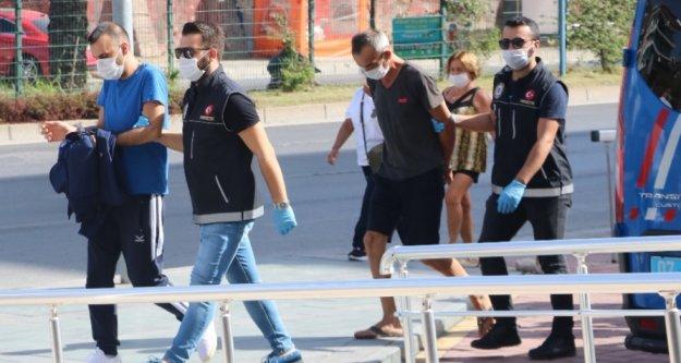 Alanya'da 2 ayrı uyuşturucu operasyonunda 2 tutuklama
