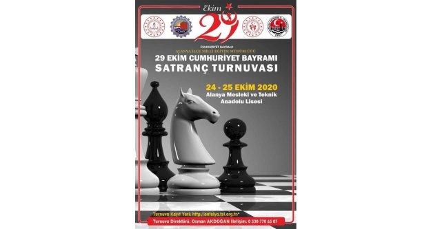 Alanya'da bu turnuva Türkiye'ye örnek olacak