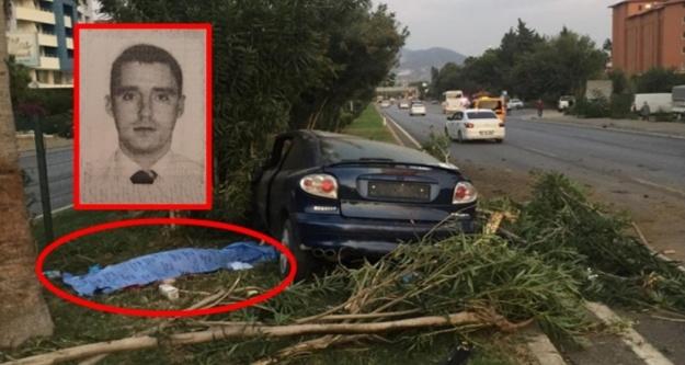 Alanya'da feci kaza: 1 ölü, 1'i ağır 2 yaralı var