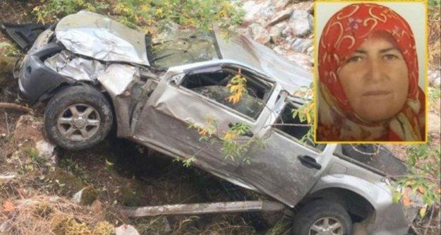 Alanya'da kaza: 1 ölü var