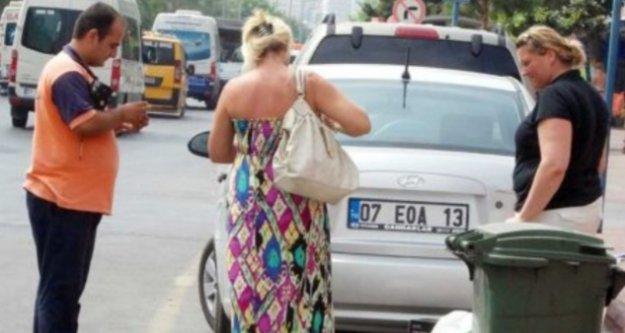 Alanya'da parkomatı kullanan sürücülere önemli uyarı