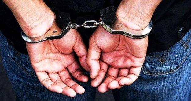 Alanya'da uyuşturucu taciri polisten kaçamadı!