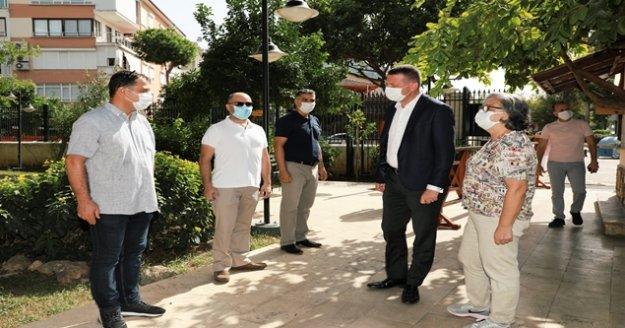 Alanya Kaymakamı Dr. Fatih Ürkmezer Alanya Müzesini ziyaret etti