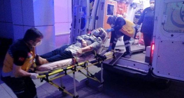 Alanya'ya kız istemeye gelen aile kaza yaptı: 4 yaralı var