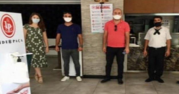 Alanya'da koronavirüs denetimleri aralıksız sürüyor