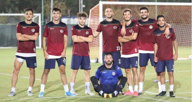 Alanyaspor'lu oyuncuların Covid-19 test sonuçları belli oldu