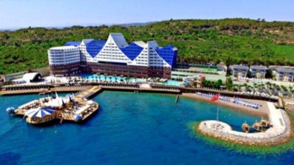 Antalya Valiliği'nden otellerle ilgili flaş korona kararı