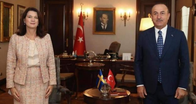 Bakan Çavuşoğlu'ndan İsveçli mevkidaşına tokat gibi yanıt