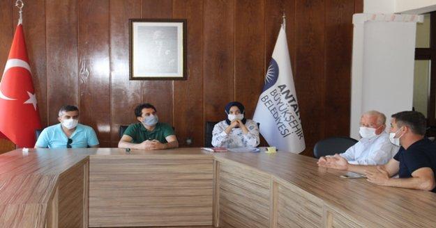 """Büyükşehir Belediyesi 'Yerel ürün satış alanları"""" kuracak"""