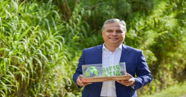 Çevreci Komşu Kart, 'Sıfır Atık' ödülü aldı