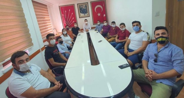 CHP Antalya'dan Alanya'ya ziyaret