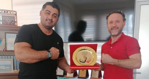 Dünya ve Avrupa şampiyonu Alanya Belediyesi'ni temsil edecek