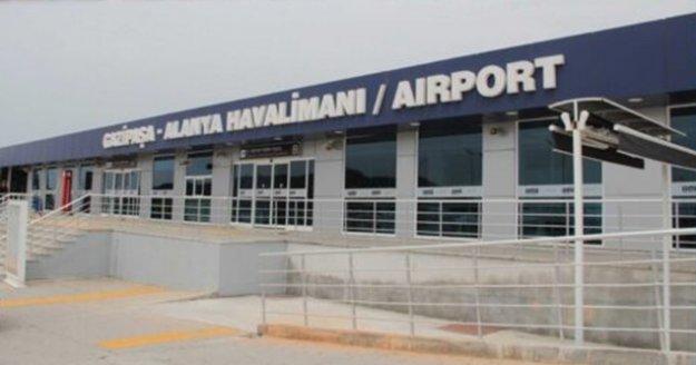 Gazipaşa-Alanya Havalimanı daimi hava hudut kapısı olarak ilan edildi