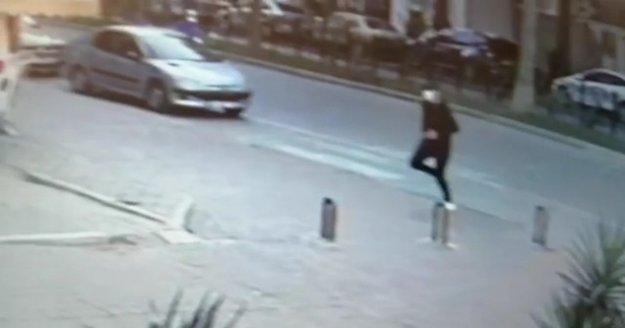 Gazipaşa'da banka müdürüne sokak ortasında saldırı