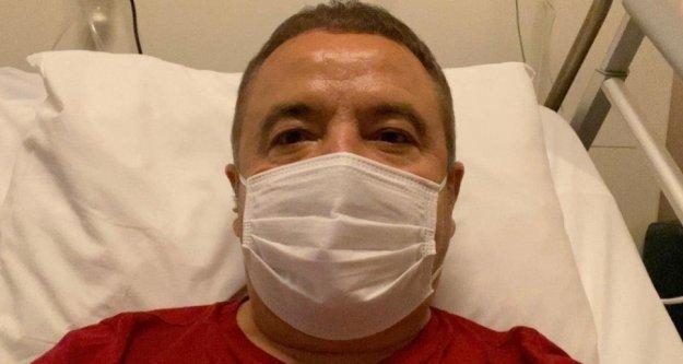 Hastaneden başkan Böcek'in durumuyla ilgili açıklama
