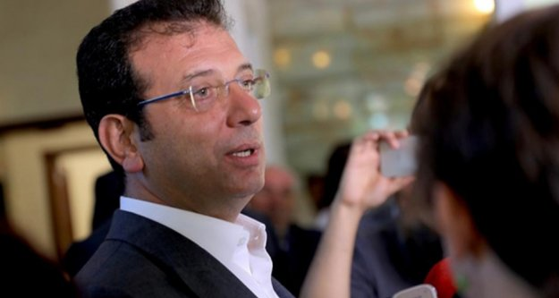 İBB Başkanı Ekrem İmamoğlu korona virüse yakalandı