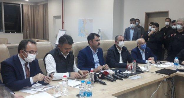 İzmir depreminin bilançosu açıklandı