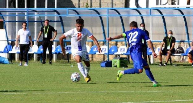 Kestelspor, Silivri'yi 2-1'le geçti