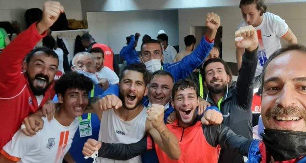 Kestelspor Ziraat Türkiye Kupası'nda tur atladı