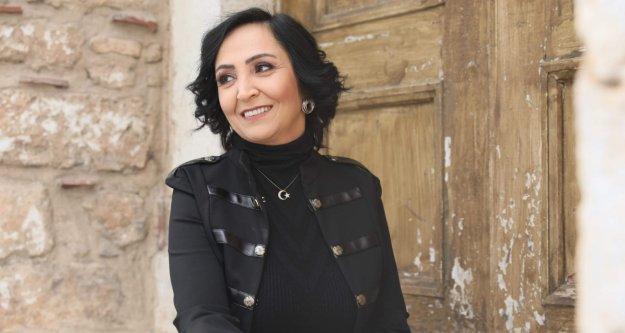 Nurgül Şahballı'dan yep yeni bir albüm