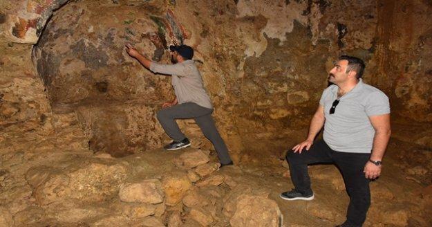 Rektör Kalan Syedra Antik Kenti'nde incelemelerde bulundu