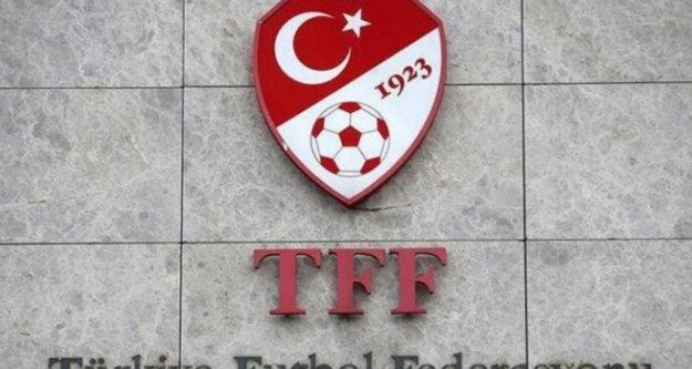 TFF'den Alanyaspor ve Kestelspor'u ilgilendiren karar