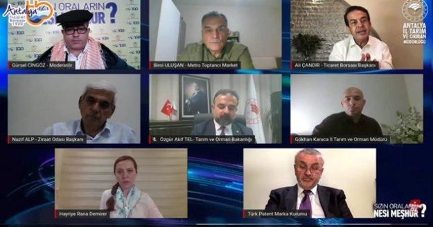 TÜRKPATENT Başkanı Asan: ' YÖREX seferberlik başlattı '
