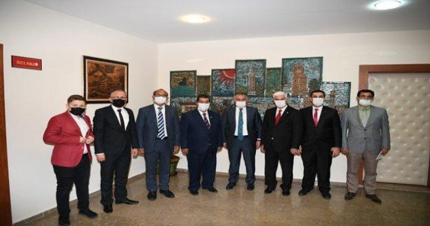 """Vali Yazıcı: 'Muhtarlara her türlü desteği sunmaya hazırız"""""""