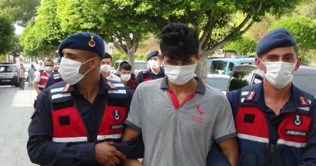 Yabancı uyruklu işçinin katil zanlısı oda arkadaşı çıktı