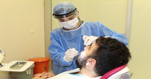 Ağız ve diş hijyeni, Covid-19'a yakalanma riskini azaltabilir