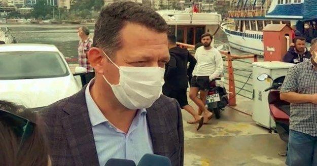 Alabora olan teknedeki 5'i Türk mürettebat 37 kişi sağ olarak kurtarıldı