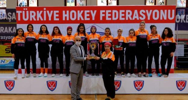 Alanya'da kadınların şampiyonu belli oldu